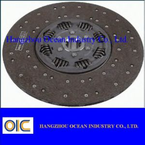 Daf Clutch Disc 1862445031/ 1878027231 pictures & photos