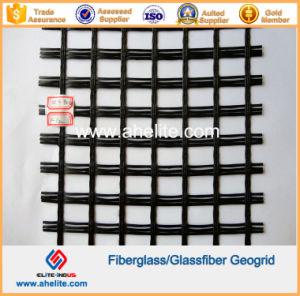High Stength Fiberglass Geogrid for Asphalt Reinforcement pictures & photos