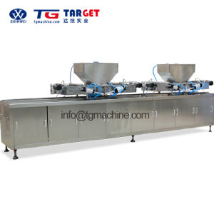 Good Quality Chocolate Depositing Machine for Sale pictures & photos