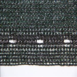 Shade Rate 80%-100% Sun Shade Net with UV Treatment pictures & photos