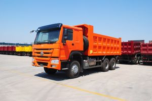 HOWO 6X4 Tipper with Berth (ZZ3257N3647A) pictures & photos