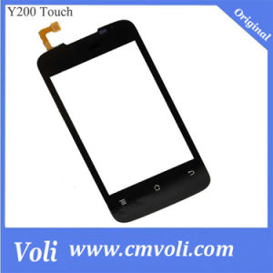 Touch Screen Digitizer for Huawei Y200 pictures & photos
