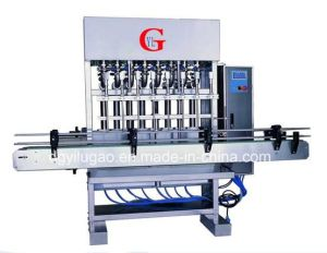 Automatic High Speed Piston Filling Machine (Liquid, paste, creams) pictures & photos