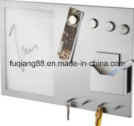 Fq-810 Stainless Steel Memo Board Message Board pictures & photos
