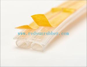 Food Grade/FDA Silicone Rubber Profile Strip pictures & photos