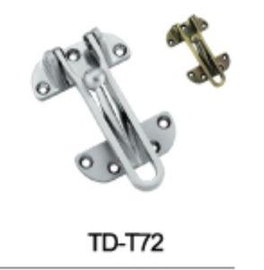 Wooden Door Stainless Steel Zinc Thumb Lock Td-T72 pictures & photos