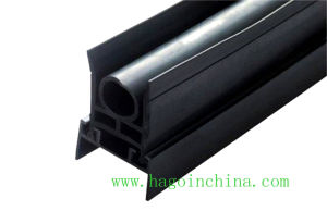 Qingdao Customized EPDM Rubber Extrusion