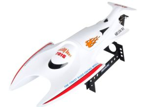 0717016-2.4G Remote Control 3 Channel High Speed Racing Boat Ready to Run pictures & photos