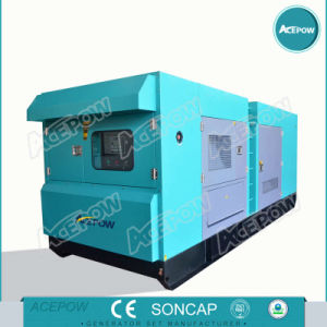500kVA Soundproof Canopy Cummins Diesel Generator for Hosipital/Hotel/Project pictures & photos