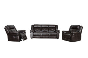 12031 Leather Air Recliner Sofa pictures & photos