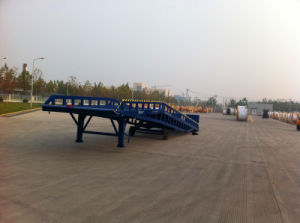 Container Ramp / Mobile Container Ramp /Hydraulic Container Ramp pictures & photos