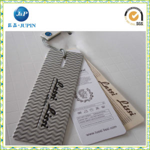 2015 Promotion Paper Clothing Hang Tag (JP-HT067) pictures & photos