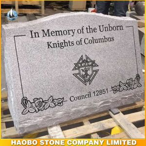 G603 Granite Cheap Tombstone pictures & photos