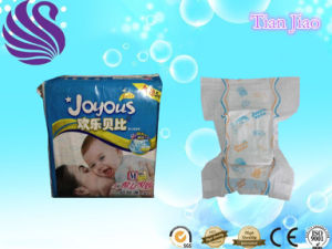OEM Hot Sale Soft Breathable Super Soft Baby Diaper pictures & photos