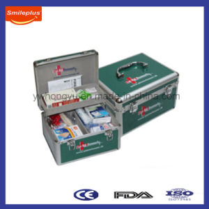 Big Size Multipurpose Metal First Aid Box pictures & photos
