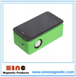 Creative Intelligent Outdoor Mobilephone Magnetic Resonance Mutual Inductance Speaker pictures & photos