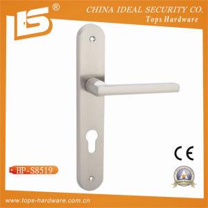 Zamak Handle. Aluminum Door Handle (HP-S8519) pictures & photos