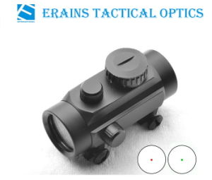 Tactical Airsoft Best Selling 1X30 Combat Green DOT Scope with Red DOT Sight (ES-RD-1X30) pictures & photos