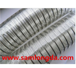 "PVC Steel Wire Spring Hose (1/4""-8"") pictures & photos"