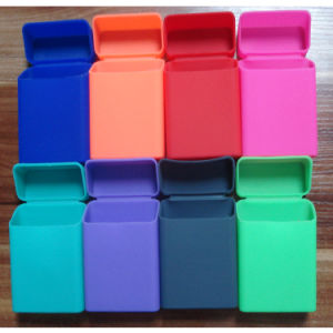 Eco-Friendly Waterproof Silicone Cigarette Case Cigarette Cover pictures & photos