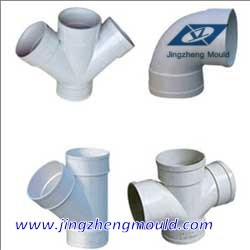 PVC 110mm Tee Mould pictures & photos