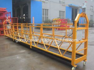 Suspended Platform (ZLP800) Payload Capacity 800kg pictures & photos