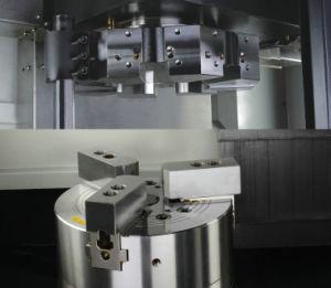 Zkv400 Vertical CNC Lathe pictures & photos