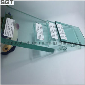 Toughened Clear/Ultra Clear Float Glass 18mm pictures & photos