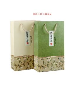 Printing Paper Bag for Shopping China Factory Custom Printed pictures & photos