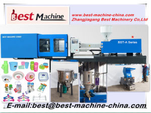 Plastic Housing Products Injection Molding Machine Making Machine pictures & photos