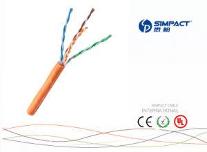 Lszh UTP Cat 6 Cable pictures & photos