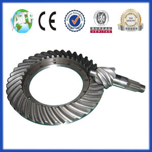 V348 Bevel Gear in Auto Differential by Lapping (ratio: 11/43; 11/47; 9/46; 11/41)) pictures & photos