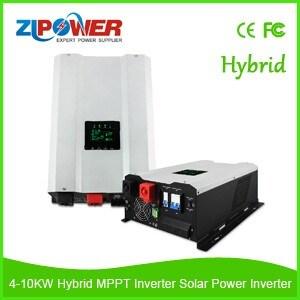 Intelligent Hybrid Solar Inverter 1000W-8000W Solar Inverter pictures & photos