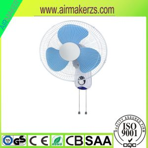 16 Inch Wall Mounted Fans with Remote Control GS/Ce/RoHS/Eetl pictures & photos