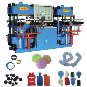Hydraulic Press Machine for Rubber Wrist Band O-Ring Products (KS200HF) pictures & photos