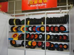 Heavy Duty PU Foam Wheel 400-8 pictures & photos
