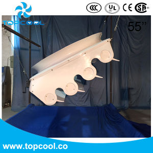 Fiberglass Cyclone Vhv Fan 55 Inch Expecially for Dairy Farm pictures & photos