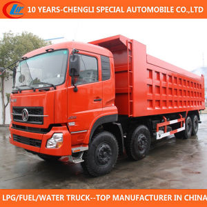 12 Wheels Tipper Truck 8X4 High Quality Dump Truck pictures & photos