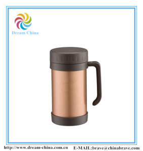 Stainless Sttel Travel Mug with Handle From China Factory pictures & photos