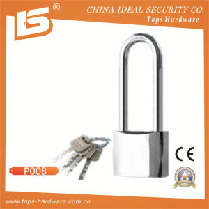 High Quality Door Lock Steel Padlock (P008) pictures & photos
