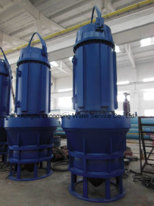 Axial-Flow/Mixed-Flow Submersible Water Pump