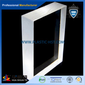 100mm Thick Cast PMMA Acrylic Plate for Swimming Pool pictures & photos