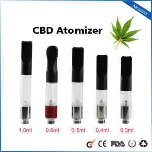 2015 Touch Cartridge Wholesale Wickless 510 Cbd Cartomizer From China Supplier with Factory Price