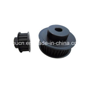 3 Vee Flat Timing Belt Drive Pulley / Wire Rope Conveyor Head Pulley / Mini Gear Belt Pulley pictures & photos