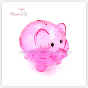 Pink Pig Shape Money Box pictures & photos