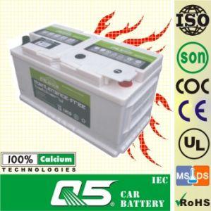 DIN-58827 12V88AH BMW & Benz & Jaguar model for Maintenance Free Car Battery pictures & photos