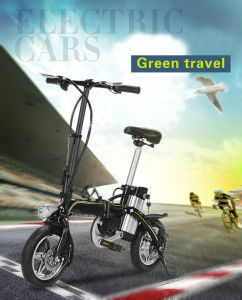 Attractive 12 Inch Portable Folding Electric Bike pictures & photos