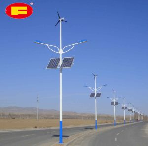 Best Selling Solar Street Light with energy Savig&Solar Panel &Wind Energy pictures & photos