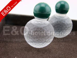 Ball Shape Plastic Bottle for 30ml Shampoo pictures & photos