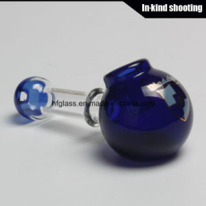 Hfy Glass Hot Sales Illadelph Smoking Hand Pipes Spoon Pocket Pipe Heady Hookah Tobacco in Stock for Wholesales Factory pictures & photos
